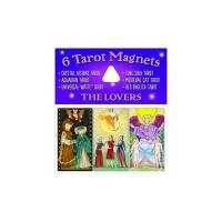 Tarot Magnets The Lovers (6 Cartas Imantadas) (USG)