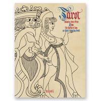 Libro para colorear (Adultos) Tarot - Eros: Naughty Notes Fr...