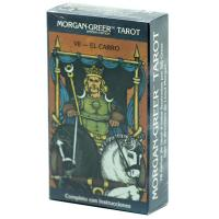Tarot coleccion Morgan-Greer - William Greer & Lloyd Morgan ...