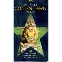 Tarot Initiatory Tarot of the  Golden Dawn Tarot - 12/18 (Sc...