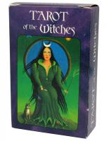Tarot coleccion Tarot of the Witches (1ª Edicion) (1974) (EN) (USG) 12/15