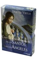 Oraculo Santos y de los Angeles - Doreen Virtue (Borde Dorad...