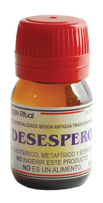 Vinagre Desespero 30 ml. (Original)