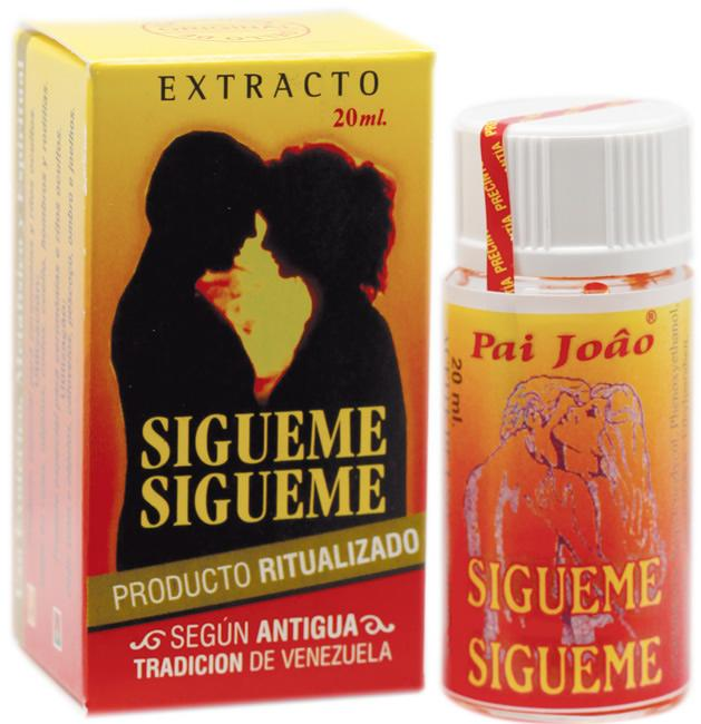 Extracto Sigueme Sigueme 20 ml.