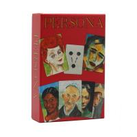Tarot Persona (77 Cartas Retratos + 33 Interaccion)